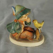 "Original Vintage Goebel Hummel Figurine - Singing Lesson 3"" Tall"
