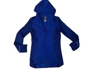 Women's Champion C9 Running Soft Shell Jacket Reflective Blue - XL - NEW