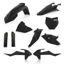 New ACERBIS Plastic Kit KTM SX 85 2018 18 Plastics Black Motocross
