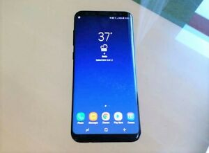 Samsung Galaxy S8+ Plus G955 (MINT CONDITOIN) UNLOCKED+ (64GB) Black