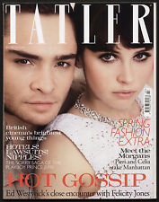 THE TATLER magazine March 2011