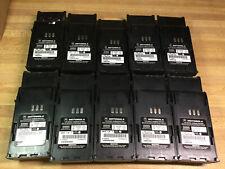 New listing Lot of 10 Oem Motorola 7.5V Ni-Cd Batteries Radius P1225 Hnn9049A Hnn9049B