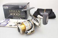 Shimano 04 STELLA 4000 Spinning Reel