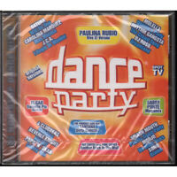 AA.VV. ‎CD Dance Party 2002 Sigillato 0731458480020
