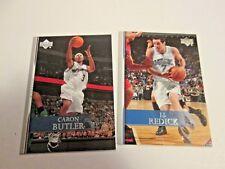 2007-08 Upper Deck Basketball Starter Lot 137 w/rookies Jeff Green & more