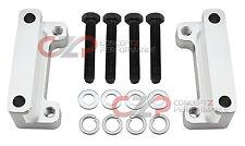 """CZP Z32 to Z33 12.75"""" Brake Upgrade Adapter Kit for Nissan 300ZX 90-96 Z32"""