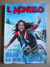 IL MONELLO n°7 1973 Nada - Cristall - Ghibli [G392]