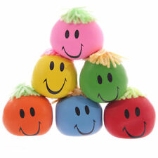 PINK COLOUR Colourful Squeezy Mood Head Wedding Gift Idea FREE DELIVERY