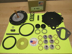 1954 OLDSMOBILE DELUXE 88 TODAY'S FUEL PUMP REBUILD KIT 9294 DOUBLE ACTION USA