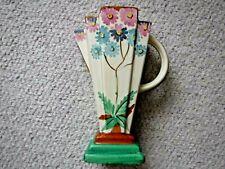 More details for myott, son & co. art deco hand painted vase: 9165