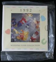 1992 | Wedding Coin Collection 'Sealed Pack' | Coin Sets | KM Coins