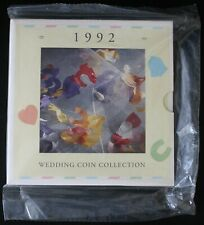 1992   Wedding Coin Collection 'Sealed Pack'   Coin Sets   KM Coins