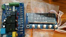 Elvaria Microchip Board with Display Board