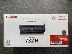 Neu Canon 732H 6264B002 Toner schwarz B