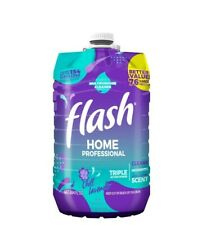 Flash® Multi-Purpose Cleaner (Lavender Scent, 9L)makes up to 154 gallons