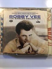 Bobby Vee - The Singles Collection - 3 x CD Album