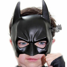 Cool Adult Black Mask Party Batman Masquerade Party Mask Half Face Costume
