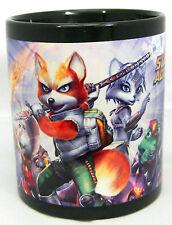 STARFOX - Coffee MUG CUP - Starfox Adventures - Star Fox - Super Mario