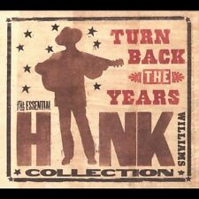 Turn Back The Years: Essential Hank Williams Collection [3 CD]
