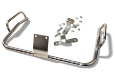 Lambretta ULMA Rear Crashbars Series 1 & 2 Stainless