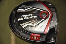 Callaway Great Big Bertha 10.5 deg Driver Right Hand VGC Aldila 60 Tour Stiff