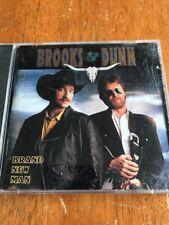 Brooks & Dunn Brand New Man (CD 1991) Arista Records