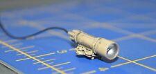"1:6 BBI Tan Tactical Flashlight Custom Attachment for 12"" Action Figures C-241"