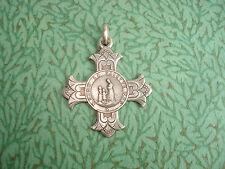 Médaille Religieuse  Souvenir de ND de La SALETTE en ARGENT - Religious Medal