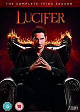 Lucifer – Season 3 DVD Fantasy Drama NEW