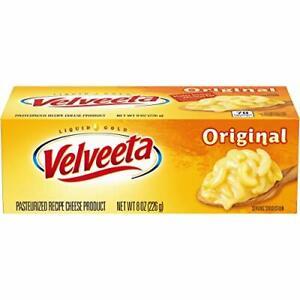Velveeta Original Cheese, 8 oz (6-Pack)