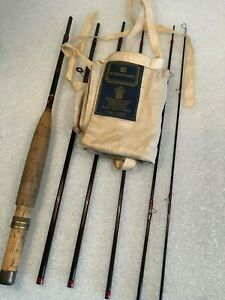 Hardy Smuggler Deluxe Fly Rod - 7ft - 6 piece #5