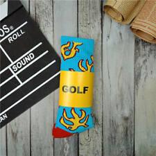 NEU Golf Wang Flamme Socken [2 Paare] Brandneu (Tyler The Creator) Camp flognaw