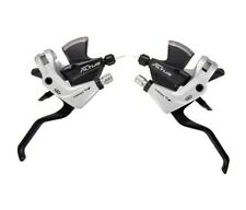 Shimano Altus ST-M370 Shift / Brake Lever Set - 3x9 Speed - Left & Right - Silve