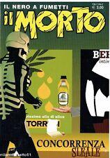 Fumetto Noir IL MORTO n.27