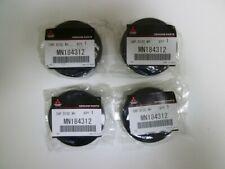 Genuine Mitsubishi BBS Wheel Center Cap MMC Evo Evolution 70mm MN184312 x4 F/S