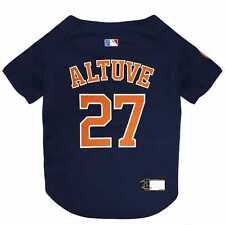 Pets First Houston Astros Jose Altuve Dog Jersey