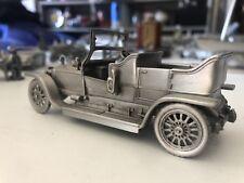 Danbury Mint 1907 Silver Ghost Rr Pewter