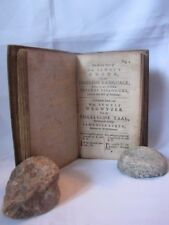 "RARE 1725 William Sewel ""Guide to the English Language"" (Dutch to English)"