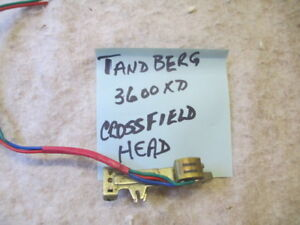 TANDBERG 3600XD Crossfield Bias Head - 2079-03B