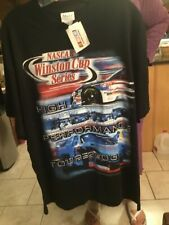 Vintage NASCAR Winston Cup Series Tour 2003 T- shirt NEW WITH TAGS