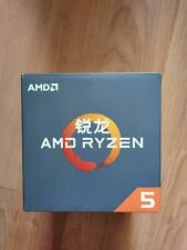 AMD Ryzen 5 1500X Desktop CPU-AM4(Quad Core,3.5GHz -3.7GHz Turbo,65W)