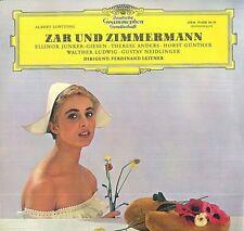 Albert Lortzing,  Zar Und Zimmermann