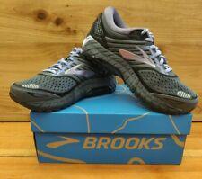 Brooks Women's Ariel 18 Size: 7.0 Color: Ebony/Black/Thistle Style#120271