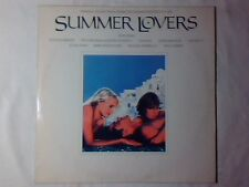 COLONNA SONORA Summer lovers lp GERMANY DEPECHE MODE ELTON JOHN TINA TURNER