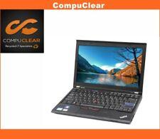 "Lenovo ThinkPad X220 12.5"" Computadora portátil-Intel i5-2540m 2.6GHz 8GB Ram, 128GB SSD"