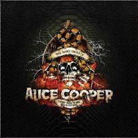 THE MANY FACES OF ALICE COOPER Vinyl LP LTD / 1000 COLOURED MARBLE SPLATTER