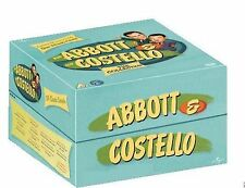 ABBOTT AND COSTELLO The Collection 13 dvds SEALED/NEW + & 70th Anniversary abbot