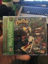 Crash Bandicoot: Warped PLAYSTATION 1 NEW SEALED RARE! NEAR MINT