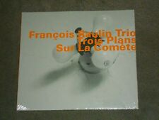 Francois Raulin Trio Trois Plans Sur La Comete (CD, Apr-2002, Hatology) sealed
