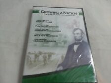 Growing a Nation The Story of American Agriculture New Cd Sealed 1600 to 2004